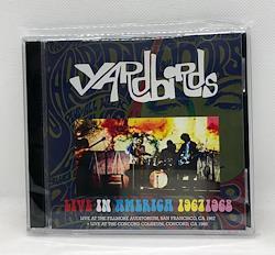 YARDBIRDS - LIVE IN AMERICA 1967/1968 (2CDR)
