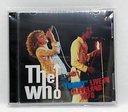 """THE WHO - """"TOMMY"""" LIVE IN CLEVELAND 1970(2CDR)"""