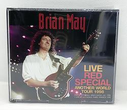 BRIAN MAY - LIVE RED SPECIAL 1998 : ANOTHER WORLD TOUR (4CDR)