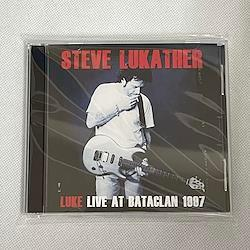 STEVE LUKATHER - LUKE LIVE AT BATACLAN 1997 (2CDR)