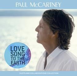 PAUL McCARTNEY - LOVE SONG TO THE EARTH (1CDR)