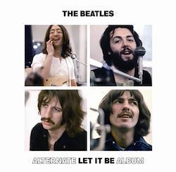 "THE BEATLES - ALTERNATE ""LET IT BE"" ALBUM (1CDR)"