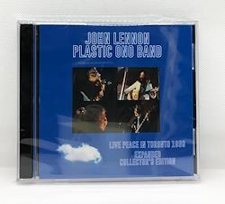 JOHN LENNON : PLASTIC ONO BAND/LIVE PEACE IN TORONTO 1969 - EXPANDED COLLECTOR