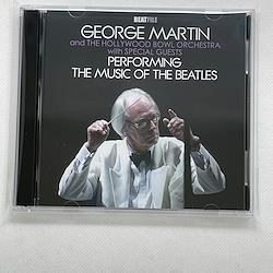 GEORGE MARTIN and THE HOLLYWOOD BOWL ORCHESTRA with SPECIAL GUESTS - PERFORMING THE MUSIC OF THE BEATLES (2CDR)