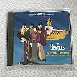 THE BEATLES - ONLY A NORTHERN SONGS : YELLOW SUBMARINE SONGTRACKS REMIX (1CDR)
