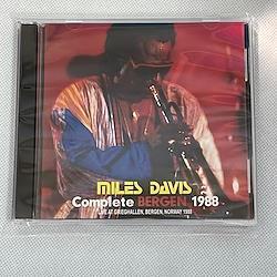MILES DAVIS - COMPLETE BERGEN 1988 (2CDR)