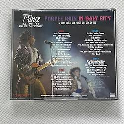 PRINCE AND THE REVOLUTION - PURPLE RAIN IN DALY CITY (4CDR)