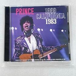 PRINCE  - 1999 CALIFORNIA 1983 (2CDR)