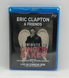 ERIC CLAPTON & FRIENDS - A TRIBUTE TO GINGER BAKER 2020 (1BDR)