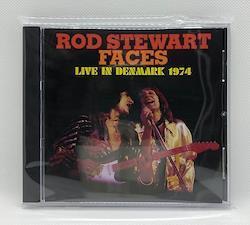 ROD STEWART & FACES -  LIVE IN DENMARK 1974 (1CDR)