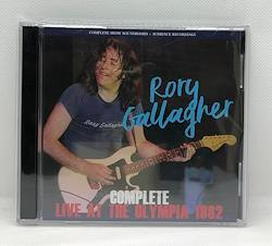 GALLAGHER - COMPLETE LIVE AT THE OLYMPIA 1982 (2CDR)