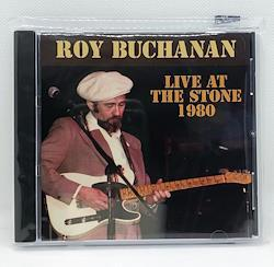 ROY BUCHANAN - LIVE AT THE STONE 1980 (1CDR)