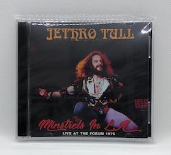 JETHRO TULL - MINSTRELS IN L.A. - LIVE AT THE FORUM 1975 (2CDR)