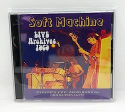 SOFT MACHINE - LIVE ARCHIVES 1969 (2CDR)