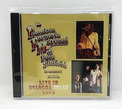 P.F.M. with PETE SINFIELD&MEL COLLINS - LIVE IN BOLOGNA 1973 (1CDR)