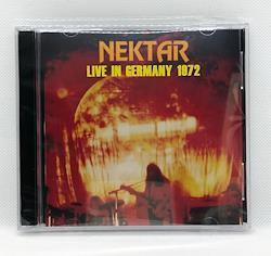 NEKTAR - LIVE IN GERMANY 1972(2CDR)