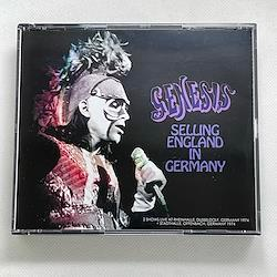 GENESIS - SELLING ENGLAND IN GERMANY (3CDR)
