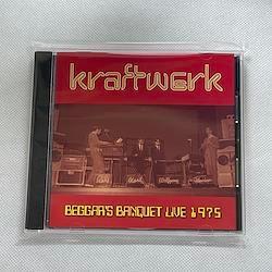 KRAFTWERK - BEGGAR
