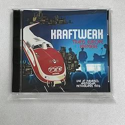 KRAFTWERK - TRANS EUROPE PREMIERE (2CDR)