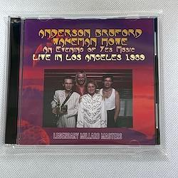 ANDERSON, BRUFORD, WAKEMAN, HOWE - AN EVENING OF YES MUSIC: LIVE IN LOS ANGELES 1989 (2CDR)