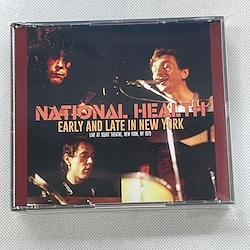 NATIONAL HEALTH - EARLY AND LATE IN NEW YORK (4CDR)