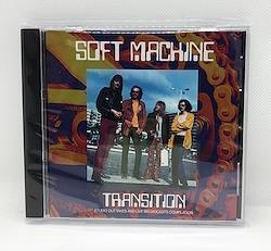 SOFT MACHINE - TRANSITION (1CDR)