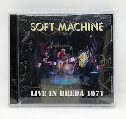 SOFT MACHINE - LIVE IN BREDA 1971 (2CDR)