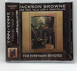 JACKSON BROWNE - FOR EVERYMAN REVISITED: LOOK BACK VOL.2 (1CDR)