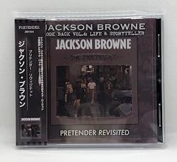 JACKSON BROWNE/ THE PRETENDER REVISITED: LOOK BACK VOL.4(1CDR)
