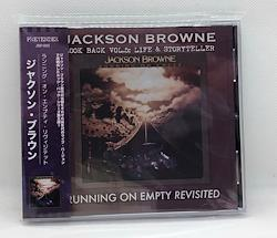 JACKSON BROWNE/ RUNNING ON EMPTY REVISITED : LOOK BACK VOL.5(1CDR)