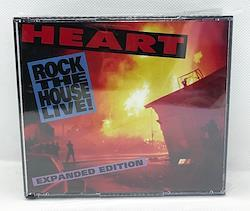 HEART - ROCK THE HOUSE LIVE! : EXPANDED EDITION (6CDR)