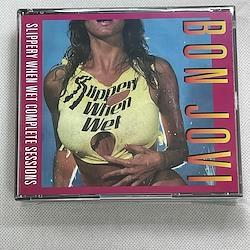 BON JOVI - SLIPPERY WHEN WET COMPLETE SESSIONS (3CDR)
