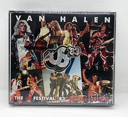 VAN HALEN - THE US FESTIVAL '83 : DELUXE EDITION (2CDR+1DVDR)