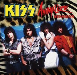 KISS - ANIMALIZE SESSIONS (1CDR)