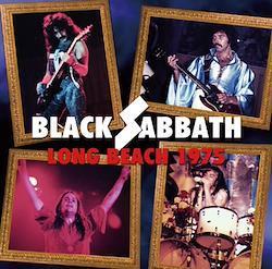BLACK SABBATH - LONG BEACH 1975 (2CDR)