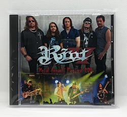 RIOT V - METAL ASSAULT FESTIVAL 2014 (1CDR)
