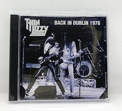 THIN LIZZY - BACK IN DUBLIN 1976 (1CDR)