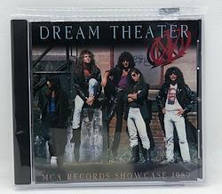 DREAM THEATER - MCA RECORDS SHOWCASE 1989 (1CDR)