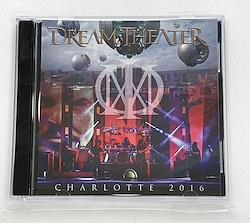 DREAM THEATER - CHARLOTTE 2016 (2CDR)