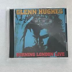 GLENN HUGHES - BURNING LONDON LIVE (2CDR)