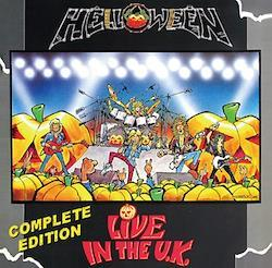 HELLOWEEN - LIVE IN THE U.K. - COMPLETE EDITION (2CDR)