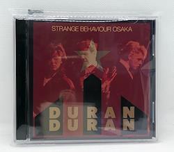 DURAN DURAN/STRANGE BEHAVIOUR OSAKA(2CDR)