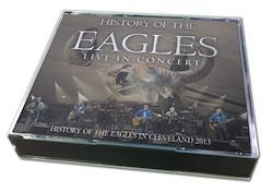 EAGLES  - HISTORY OF THE EAGLES IN CLEVELAND (3CDR)