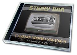 STEELY DAN  - CASINO MOOD SWING (2CDR)
