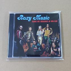 ROXY MUSIC - LIVE AT WHISKY A GO-GO (1CDR)