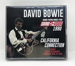 DAVID BOWIE - CALIFORNIA CONNECTION: SOUND+VISION TOUR 1990 (3CDR)