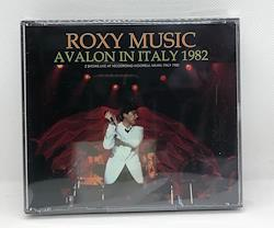 ROXY MUSIC - AVALON IN ITALY 1982 (3CDR)