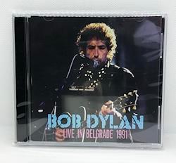 BOB DYLAN - LIVE IN BELGRADE 1991 (2CDR)