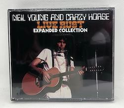 """NEIL YOUNG and CRAZY HORSE -  """"LIVE RUST"""" EXPANDED COLLECTION (6CDR)"""