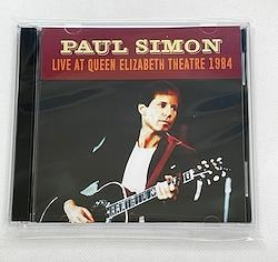 PAUL SIMON - LIVE AT QUEEN ELIZABETH THEATRE 1984 (2CDR)